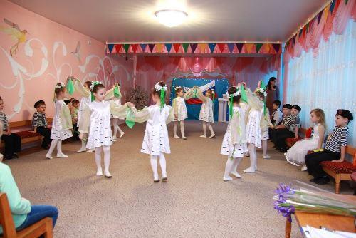 Хороводный танец «Россиюшка»