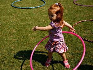Игры-упражнения для детей с низким уровнем развития двигательной активности