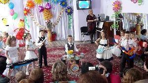 Выпускной утренник в детском садуШаляй-Валяй!