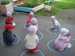 Подвижные игры для детей младшего дошкольного возраста.