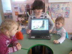 использование ИКТ на занятиях с детьми
