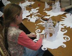 Бумагопластика - создана для новых идей