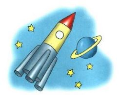 «Полёт в космос»