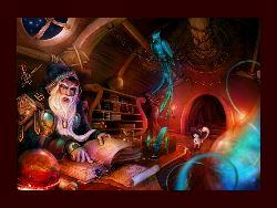 Волшебная лаборатория