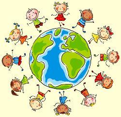 мир вокруг детей