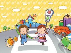 Правила безопасности для детей. Безопасность на дорогах