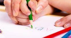 «Как подготовить руку ребенка к письму»