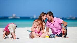 Семейный летний отдых