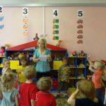 Конспект занятия с детьми