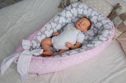 Кокон гнёздышко для новорожденных, или как отучить малыша спать с мамой?