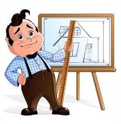 Профессии строителей. Знакомство с профессией архитектор.