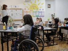 Организационно-педагогические условия обучения детей с ограниченными возможностями здоровья средствами инклюзивного образования
