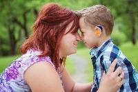 «Воспитание ребёнка с нарушениями слуха в семье»