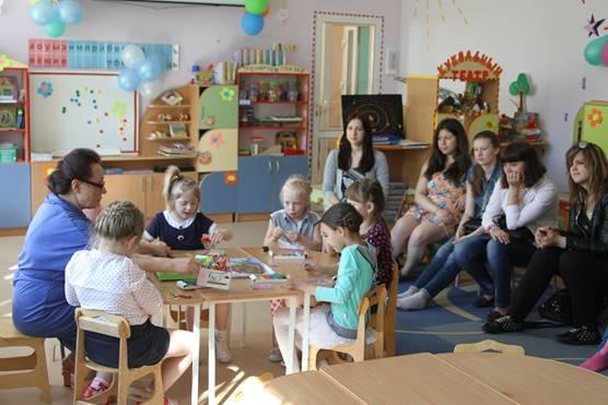 беседа с детьми о луге