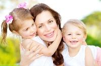 «Веселимся вместе с мамами»