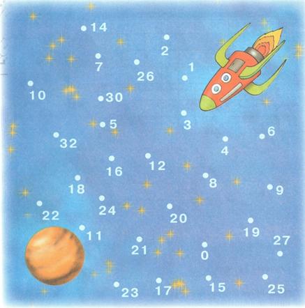 игра проведи ракету