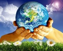 земля наш дом родной