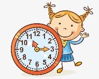 время и дети