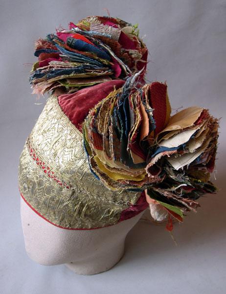 Сорока - женский головной убор