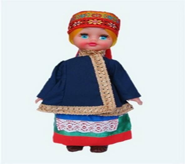 девичий зимний костюм