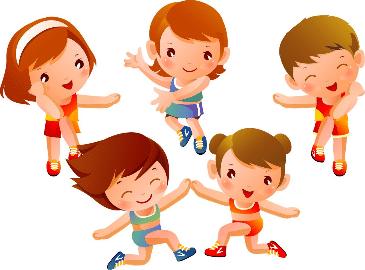 дети гимнасты